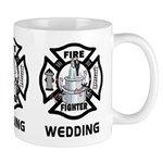 Firefighter Wedding Apparel, Gifts and Keepsakes
