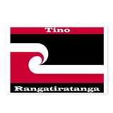 Tino Rangatiratanga Postcards (Package of 8)