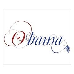 Obama Script Posters