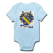 Downey Family Crest Infant Creeper