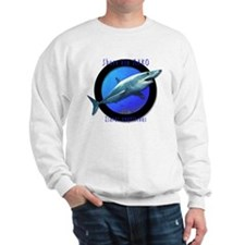 Short Fin Mako Art Sweatshirt