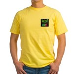 The Main Event Imaging Yellow T-Shirt