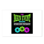 The Main Event Imaging Postcards (Package of 8)