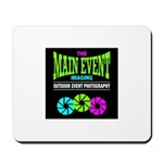 The Main Event Imaging Mousepad