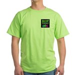 The Main Event Imaging Green T-Shirt
