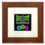 The Main Event Imaging Framed Tile