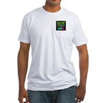 The Main Event Imaging Fitted T-Shirt