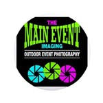 "The Main Event Imaging 3.5"" Button"