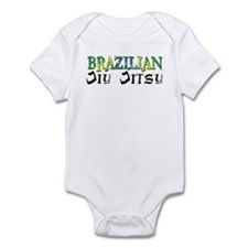 Brazilian Jiu Jitsu Infant Bodysuit