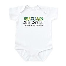 Brazilian Jiu Jitsu - Tap Sna Infant Bodysuit
