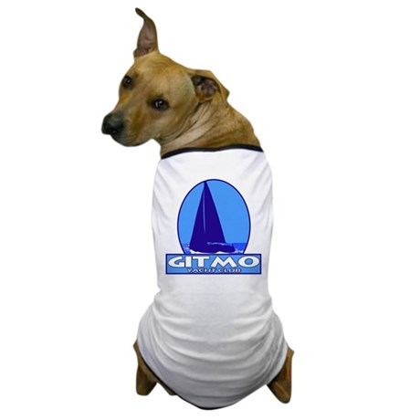 Gitmo Yacht Club Dog T-Shirt