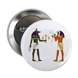 Anubis and Thoth Art 2.25&quot; Button