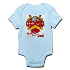 Duncan Family Crest Infant Creeper