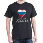 Happily Married Russian Dark T-Shirt