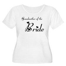 FR Grandma of the Bride's T-Shirt