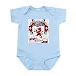 Dundas Family Crest Infant Creeper