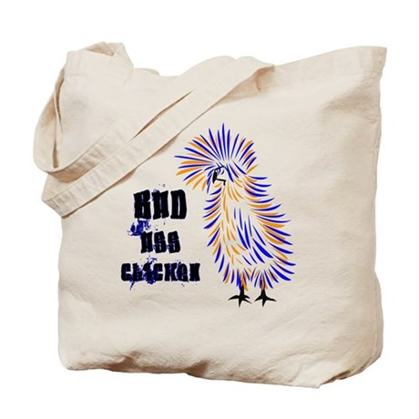 Bad Ass Chicken - Tote Bag