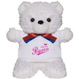 Russian Princess Teddy Bear