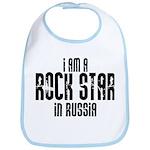 Rock Star In Russia Bib