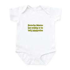 Borderline Disorder, Nothing Infant Bodysuit