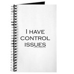 I Have Control Issues Journal