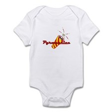 Pyromaniac Infant Bodysuit