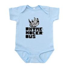 rhymenocerous graffiti Infant Bodysuit