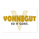 Vonnegut Postcards (Package of 8)