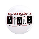 "Spangle's Stars 3.5"" Button"