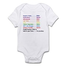 IVF Baby Infant Bodysuit