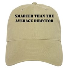 Average Director Baseball Cap
