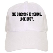 The Director is coming Baseball Cap