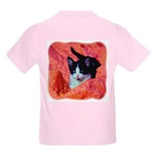 Kitten Kids T-Shirt