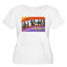 Atlanta Georgia Greetings T-Shirt