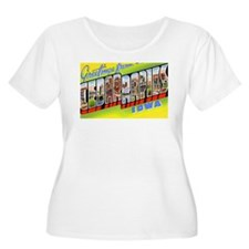 Cedar Rapids Iowa Greetings T-Shirt