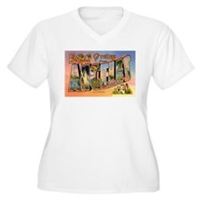 Los Angeles California Greeti T-Shirt