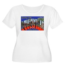 Louisville Kentucky Greetings T-Shirt