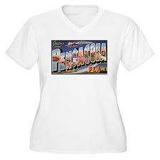 Pensacola Florida Greetings T-Shirt