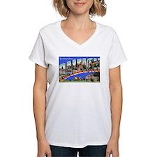 Raleigh North Carolina Greeti Shirt
