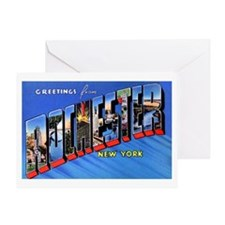 Rochester New York Greetings Greeting Card