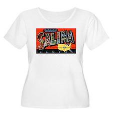 Salina Kansas Greetings T-Shirt