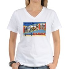 Santa Fe New Mexico Greetings Shirt