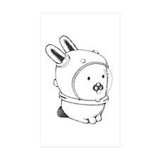 Glenda Rectangle Sticker 10 pk)