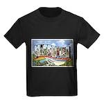 Missouri Greetings Kids Dark T-Shirt