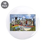 """Missouri Greetings 3.5"""" Button (10 pack)"""