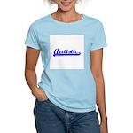 Softball Autistic Women's Light T-Shirt