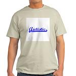 Softball Autistic Light T-Shirt