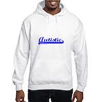 Softball Autistic Hooded Sweatshirt