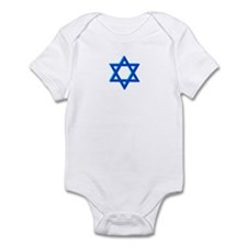Magen David Infant Bodysuit