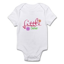 Little Sister Trendy Infant Bodysuit
